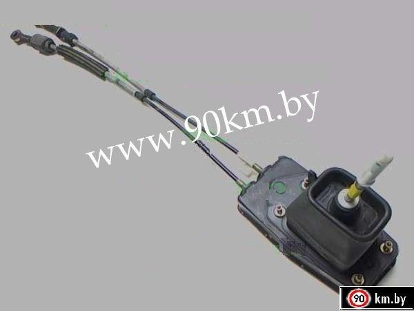 схема кулисы передач ситроен с5